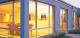 Único alumínio de vidro Windows deslizante com preço disponível