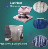 Form-Silikon-Gummi für Beton, Form stempelte konkretes Silikon