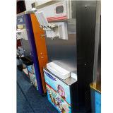 Générateur de crême glacée mou d'acier inoxydable de modèle commercial d'étage