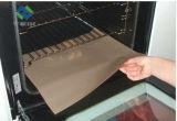 Resistente a temperatura elevata della fodera antiaderante del forno