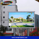 P5 a todo color exterior módulo LED display
