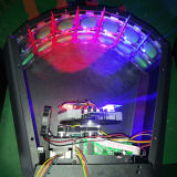 2X10W LED Basisrecheneinheits-Effekt-Stadiums-Berufsbeleuchtung