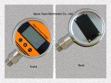 Mètre de mesure de pression hydraulique de Digitals de qualité