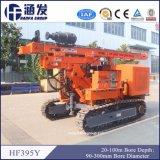 Équipement spiralé solaire photovoltaïque de pile le plus de haute qualité en Chine (hf395y)
