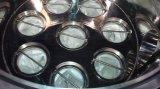 De industriële Roestvrij staal Opgepoetste Huisvesting van de Patroon van de Filter van de Zak van de Filtratie van het Water Multi