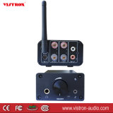 Amplificatore ad alta fedeltà della ricevente di Bluetooth Digital della radio 4.2 di controllo di musica audio con la lampada del LED