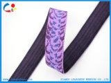 Sangle chaude de jacquard de polyester de qualité de vente pour des accessoires de sac