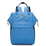 Sacchetto del pannolino del pannolino del bambino della mamma del sacchetto della signora Travel Shoulder Backpack Maternity di modo della fabbrica