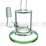 Waterpijpen van het Water van de Wasfles van het Glas Perc van het glas de Straal Zware (S-GB-007-2)