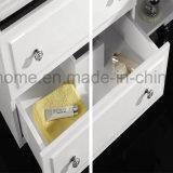 新しい現代様式のラッカー木の浴室用キャビネットはセットした(ACS1-L38)