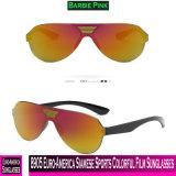 8905 Euro-America siamois Sports Film coloré des lunettes de soleil