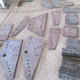 Tppr104 Máquina usada para hacer un taladro de chapa de acero de metal y marcas