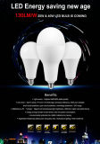 ampoule en aluminium d'éclairage LED de couverture de PC de carte de 3W E27
