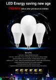 электрическая лампочка крышки СИД PC PCB 3W E27 алюминиевая