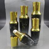 Toner van de Fles van de Lotion van het glas de Flessen van de Schoonheidsmiddelen van de Kruik van de Room van de Fles