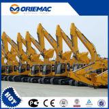 Máquina escavadora hidráulica da esteira rolante da fábrica 25ton de China com cubeta Xe260c de Grap
