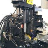 Spezielle hydraulische Presse-Einheit CNC-Stahlplatten-lochende Maschine