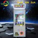 Playground coberto com moedas Pilão louco jogo de brinquedos da cápsula de máquina