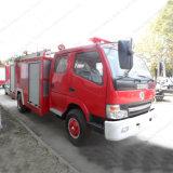 Sinotruk HOWO 4X2の泡の消火活動のトラック12000L
