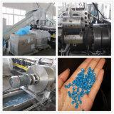 PE PP Película con la máquina de peletización Agglomerator