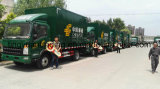 [هووو] إشارة الصين بريديّة صندوق شاحنة, شاحنة من النوع الخفيف لأنّ نقل