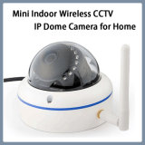 ホームのための小型屋内無線電信CCTV IPのドームのカメラ