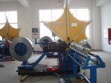 Câmara de ar espiral que dá forma à máquina (ATM-1500)