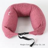 Déplacement des particules de latex naturel U oreiller Pillow cou fournisseur chinois