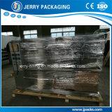 Maquinaria de empacotamento horizontal do pacote do pó para saquinhos dobro/gêmeos