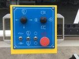 Automatisch die Rollenausschnitt-Maschine, die für BOPP, Kurbelgehäuse-Belüftung, PET geeignet ist, das Abdecken aussondern Lochstreifen