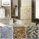 Im Freien dekorativer Marmor entsteint Außenwand-Fliese-natürliche Steinfliese