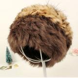 暖かい帽子の帽子を編む卸し売りカスタム冬