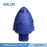 Тип клапан низкой стоимости k высокого качества воздуха с резьбой 3/4 дюймов мыжской