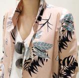 OEM costume féminin occasionnelles costume populaire Manteau de Col