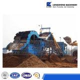 セリウム、SGS、ISOが付いている機械をリサイクルする熱い販売の砂