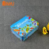 Os doces de quadrados com design de desenhos animados por grosso de estanho