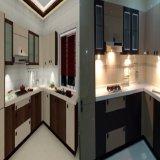 Gabinete de cozinha moderno da mesa de centro