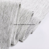 2018 100% Polyester simple toile de lin de couleur pure chiffon Sofa