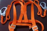안전 벨트 안전 벨트 흉상 동굴 탐험 라펠로 내려가는 밧줄 풀그릴 재봉틀