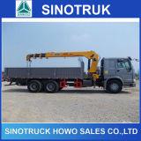 新建設装置中国製6X4クレーントラック