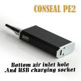 Conseal Seego original PE2 de la CBD E Kit de cigarrillo vaporizador con 1000mAh