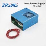 China fabricante a fonte de alimentação do laser de CO2 40W