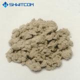 Fibra mineral para almofada de fricção