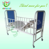 병원 아기 침대 Stainless-Steel 높은 가로장 아이들 침대 Slv-B4206s