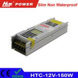 12V 12um transformador LED 150W AC/DC Fonte de alimentação Comutação HTC