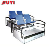 중국 도매 튼튼한 철회 가능한 정면 관람석 의자
