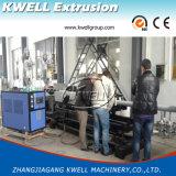 PVC/PE/PP doppel-wandiger gewölbter Rohr-Produktionszweig/Plastikrohr-Strangpresßling-Zeile
