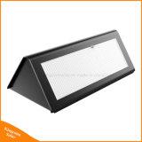 800LM 48LED Sensor de radar de exterior Lámpara de pared de luz solar jardín