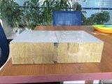 Aislamiento ignífugo Rocwool panel sándwich de materiales de construcción/pared/techo