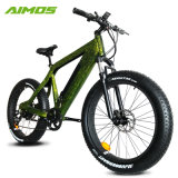 26'' de la grasa de la rueda de bicicleta eléctrica